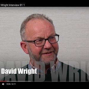 David Wright salon HR Expert